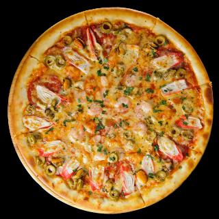 Пицца 4