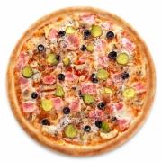 Супер пицца